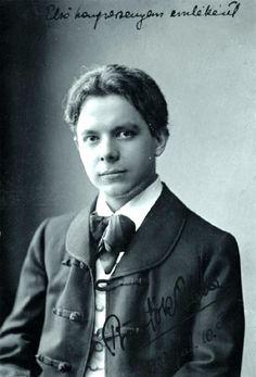 Béla Bartók (1881-1945), 1903