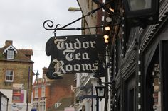 Tudor Tea Rooms- Whitstable, Kent