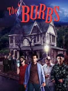 The burbs! My husband has never watched this movie, and that drives me crazy! I must find it! He must watch it!