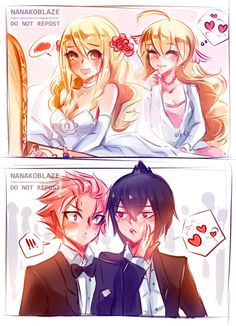 nanakoblaze: the talk from brother and sister in law before the wedding ( ͡° ͜ʖ ͡°)