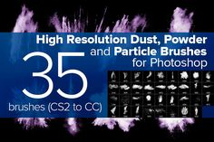 Dust, Powder and Particle Brushes - Brushes