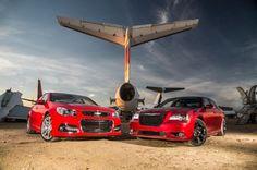 2014 Chevrolet SS vs. Chrysler 300 SRT Comparison - Motor Trend