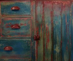 Old Ochre, Scandinavian Pink, Primer Red, Chateau Grey and Aubusson Blue. 5.jpg
