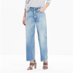 d952f02a181 Madewell Chimala reg Selvedge Vintage Baggy Jeans