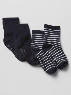 Favorite stripe socks (2-pack) Product Image