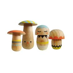 beci orpin mushroom canisters