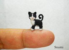 Miniatur-Häkeltiere