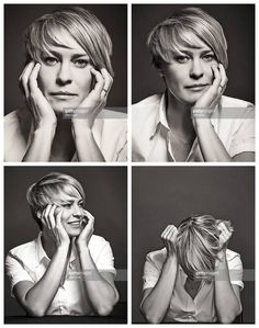 American actress #RobinWright photographed by #MattDoyle for #BackStage Magazine on July 23, 2014, in #NewYorkCity