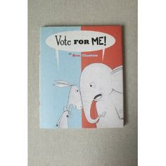 A silly children's election book!