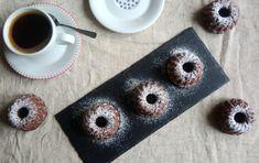 čokoládové bábovičky s ricottou a ořechy-2