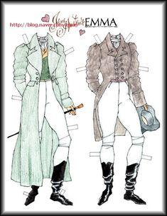 종이인형 (Jane Austen's Emma) : 네이버 블로그
