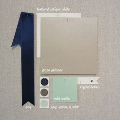 navy, mint, stone, neutral, umber, gray, blue, green, preppy, wedding color inspiration    www.tgkdesigns.com