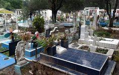 OLVIDAN DEUDOS 48 POR CIENTO DE TUMBAS DE AZCAPOTZALCO