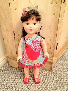 Freddie's Friends: Nancy Zieman's 30 Minute Doll Clothes