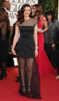 Golden Globe Awards 2013: Best Dresses On The Red Carpet | Grazia Fashion