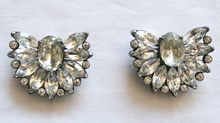 31662 Matched Pair of Beautiful Eisenberg Original Fur Clips 1940 at Lee Caplan Vintage Collection on RubyLane