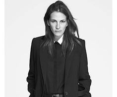 Hollywood icon Julia Roberts is the new face of Givenchy. Creative director Riccardo Tisci broke the news over Instagram by posting three gorgeous black and white pics from the Spring 2015...
