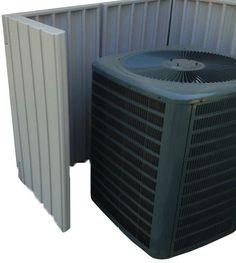 Wooden Lattice Air Conditioner Screen Air Conditioner