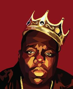 This post is part of our daily series of posts showing the most inspiring images selected by some of the Abduzeedo's writers and users. Arte Hip Hop, Hip Hop Art, Modern Pop Art, Biggie Smalls, Basketball Art, Afro Art, Dope Art, Realistic Drawings, Hip Hop Fashion