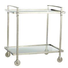 Wisteria - Furniture - Side Tables & Pedestals - Mixer's Bar Cart Thumbnail 4