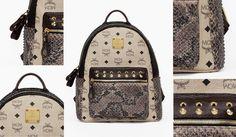 MCM's limited backpacks 3