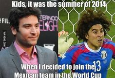Josh Radnor (Ted Mosby) in the world cup. I died. Memes Humor, Funny Memes, Funny Quotes, Hilarious, Jokes, Himym Memes, Funny Videos, Ted Mosby, How I Met Your Mother