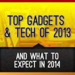 Top Gadgets of 2013 INFOGRAPHIC - http://www.hometechmtl.com/top-gadgets-2013-infographic/ - http://financesonline.com/uploads/gadgets-thumb1-150x150.jpg -  2013 was a big year for consumer technology really. New products were launched just about every week. My buddy Alex Hillsberg at Finances Online summarized the success or failure of all these new gadgets in this interesting INFOGRAPHIC. He divided the various products into three broad ...