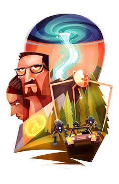 Half Life 2 Ep 2 Fan Art by lerms.deviantart.com on @deviantART