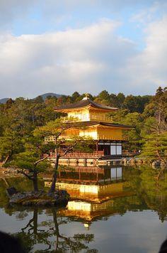 Kinkaku-ji, Temple, Kyoto, Japan