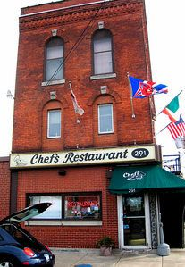 yummy place to eat before a good sabres game! chefs restaurant buffalo - Google Search