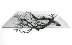Image result for tree coffee table