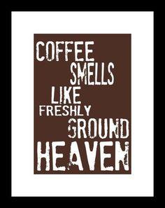 I love coffee!! ☕