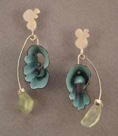 Jessica Stephens.  love the enameled pieces