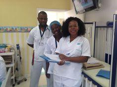 Una Collega a Maputo (Mozambico) - Con un suo progetto professionale ed umanitario | Rolandociofis' Blog