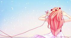 Megurine Luka Just be friends Kawaii Anime Girl, Anime Girl Pink, Characters With Pink Hair, Miraculous, Anime Snow, Hibi Chouchou, Anime Group, Sakura Uchiha, Harry Potter Anime