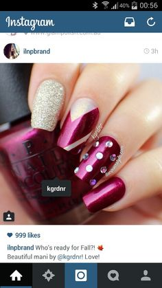 Nicest mani I've ever seen