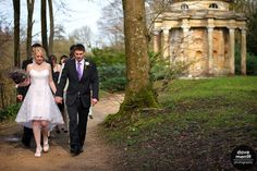 Wedding / Stourhead / Wiltshire / March 2014 / www.davemerritt.com