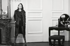 Kristen Stewart for Chanel Paris in Rome ad campaign. Photographs by Karl Lagerfeld. Chanel Pre-Fall 2016