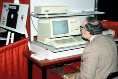 """""""The Lisa is a personal computer introduced by Apple Computer Inc. on January 19, 1983. It was one of the first personal computers to offer a graphical user interface (GUI) in a machine aimed at individual business users. Development of the Lisa began in 1978, and it underwent many changes during the development period before shipping at the very high price of $9,995 with a 5 MB hard drive. The high price, relatively low performance and unreliable """"Twiggy"""" floppy disks led to poor sales..."""""""
