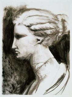 The Morgan Library & Museum Online Exhibitions - Jim Dine: The Glyptotek Drawings Online Exhibition - Glyptotek Drawing 15 Leonardo Drew, Neo Dada, Jim Dine, Boston Museums, Morgan Library, A Level Art, New York Art, Drawing Projects, India Ink