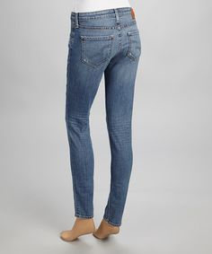 Take a look at this Medium Wash Alex Skinny Jeans by Big Star on #zulily today!