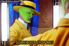 """I got Stanley Ipkiss/The Mask from """"The Mask""""! Which Jim Carrey Character Are You?"""