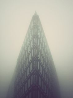 """Kim Holtermand is a photographer located in Denmark. Of this series, Deserted City, he writes: 'The Deserted City series was shot in and around Copenhagen on an early Sunday morning. The weather forecast had promised a lot of fog in the capital, so I packed my gear and drove towards the center of..."""""""