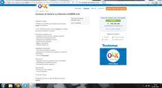 Anúncio 'online' publicado pela SOS TERCEIRA IDADE. Fonte: http://espinho-aveiro.olx.pt/auxiliares-de-geriatria-ou-enfermeiro-homem-m-f-iid-451227367.