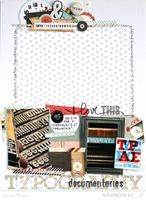 A Project by kinseywilson from our Scrapbooking Gallery originally submitted…