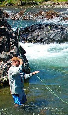 Naches River Guided Fly Fishing - Red's Fly Shop