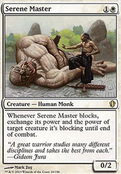 Rare NM Magic the Gathering MTG 1x SHRIEKMAW Commander/Masters