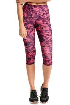 Calça Corsário Flex Hindsight Glow Hindsight, Moda Fitness, Trouser Pants, Live, Parachute Pants, Bermuda Shorts, Glow, Leggings, Lifestyle