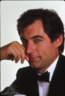 Timothy Dalton as Bond