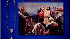 (4586) Recemos el Santo Rosario - Miercoles y Domingos - Domingo ( Misterios Gloriosos ) Completo - YouTube